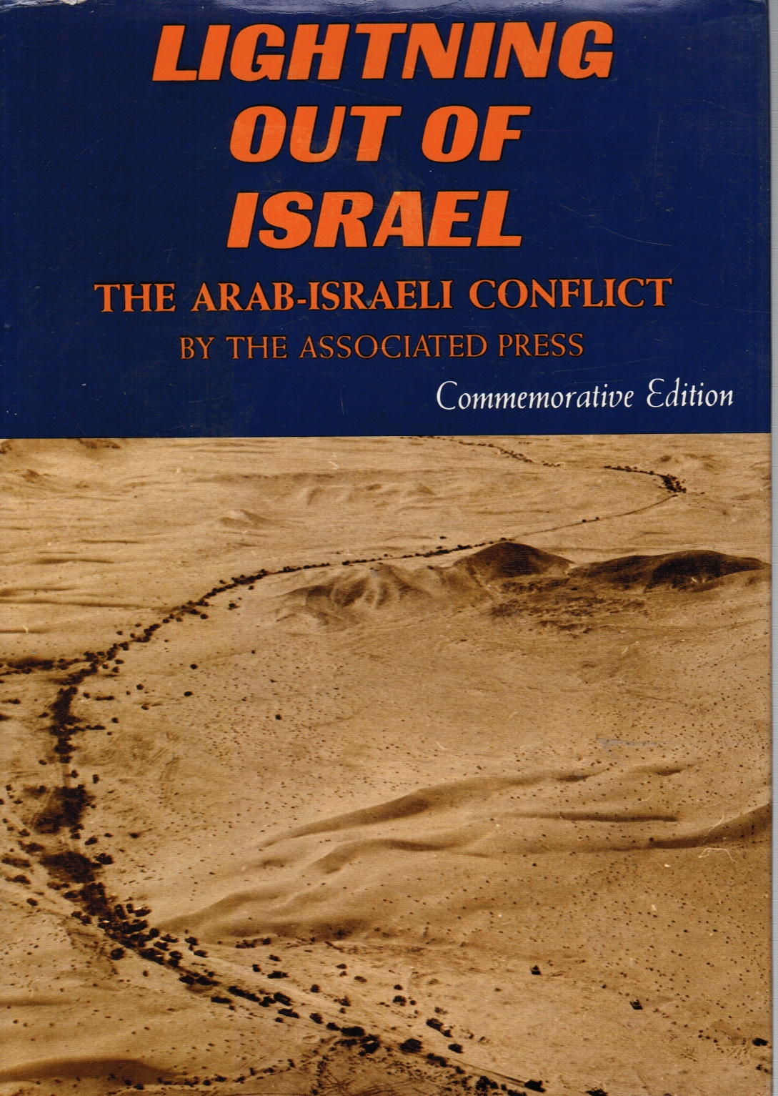 Image for Lightning out of Israel: the Arab-Israeli Conflict Commemorative Edition