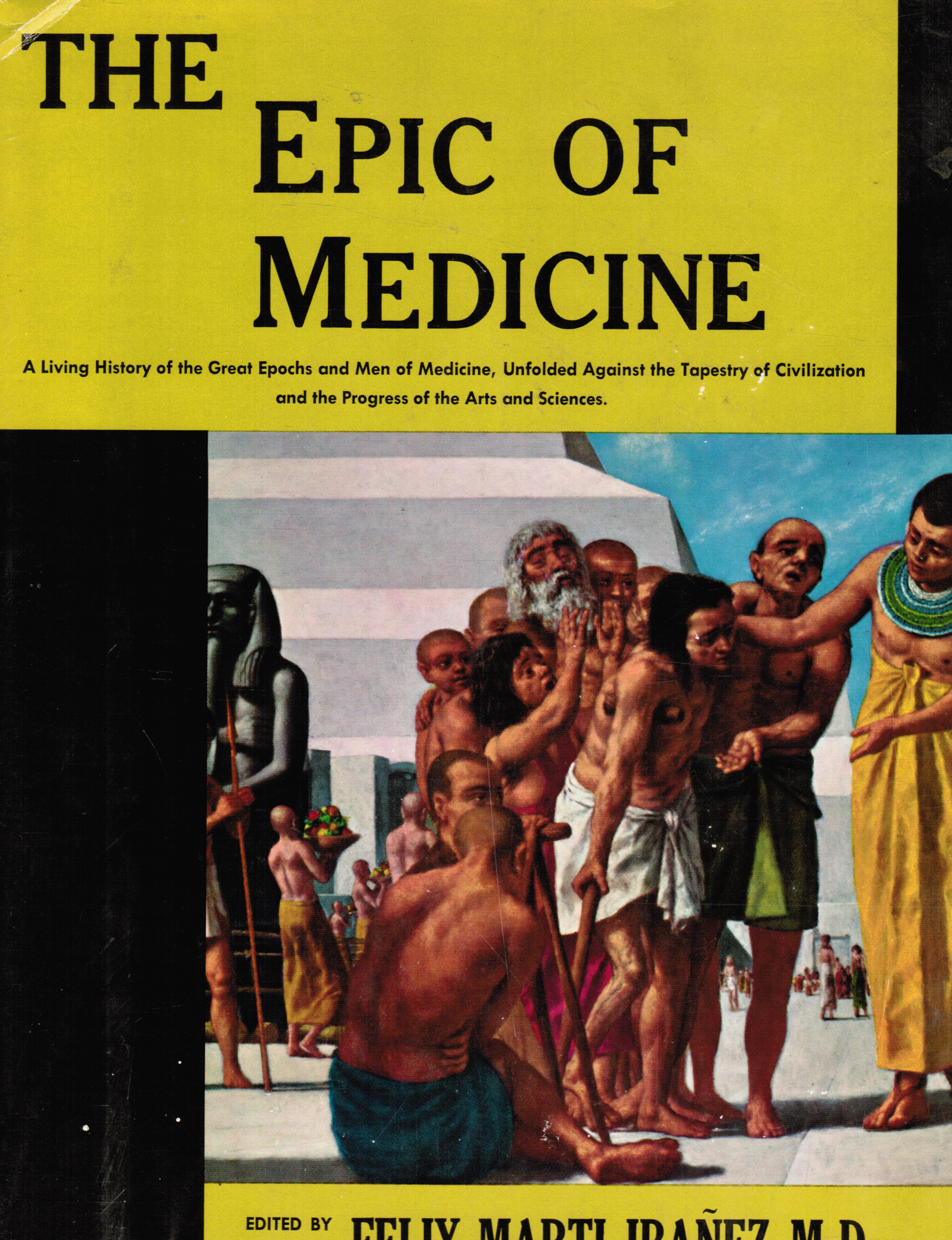 Image for The Epic of Medicine