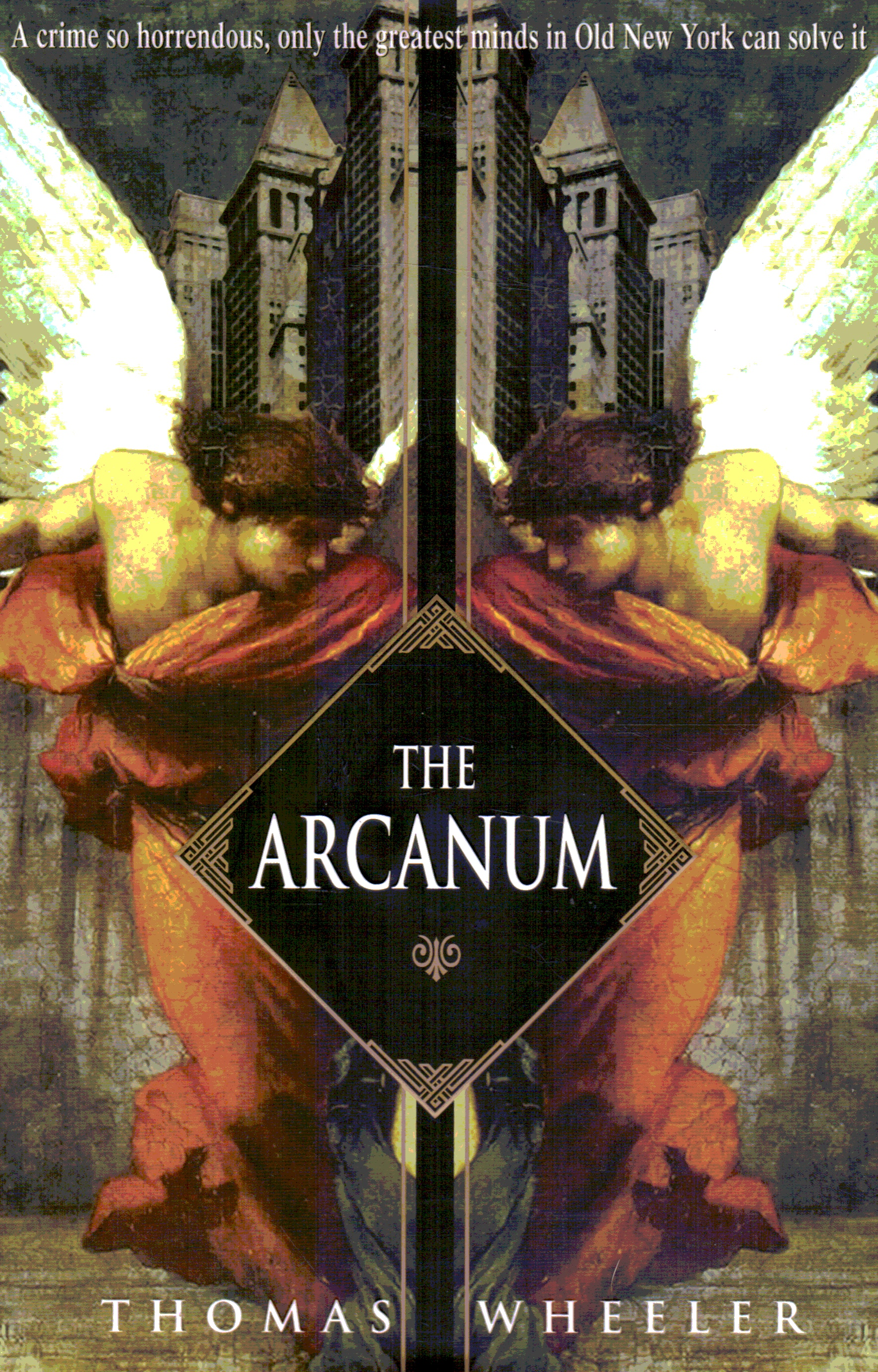 Image for The Arcanum