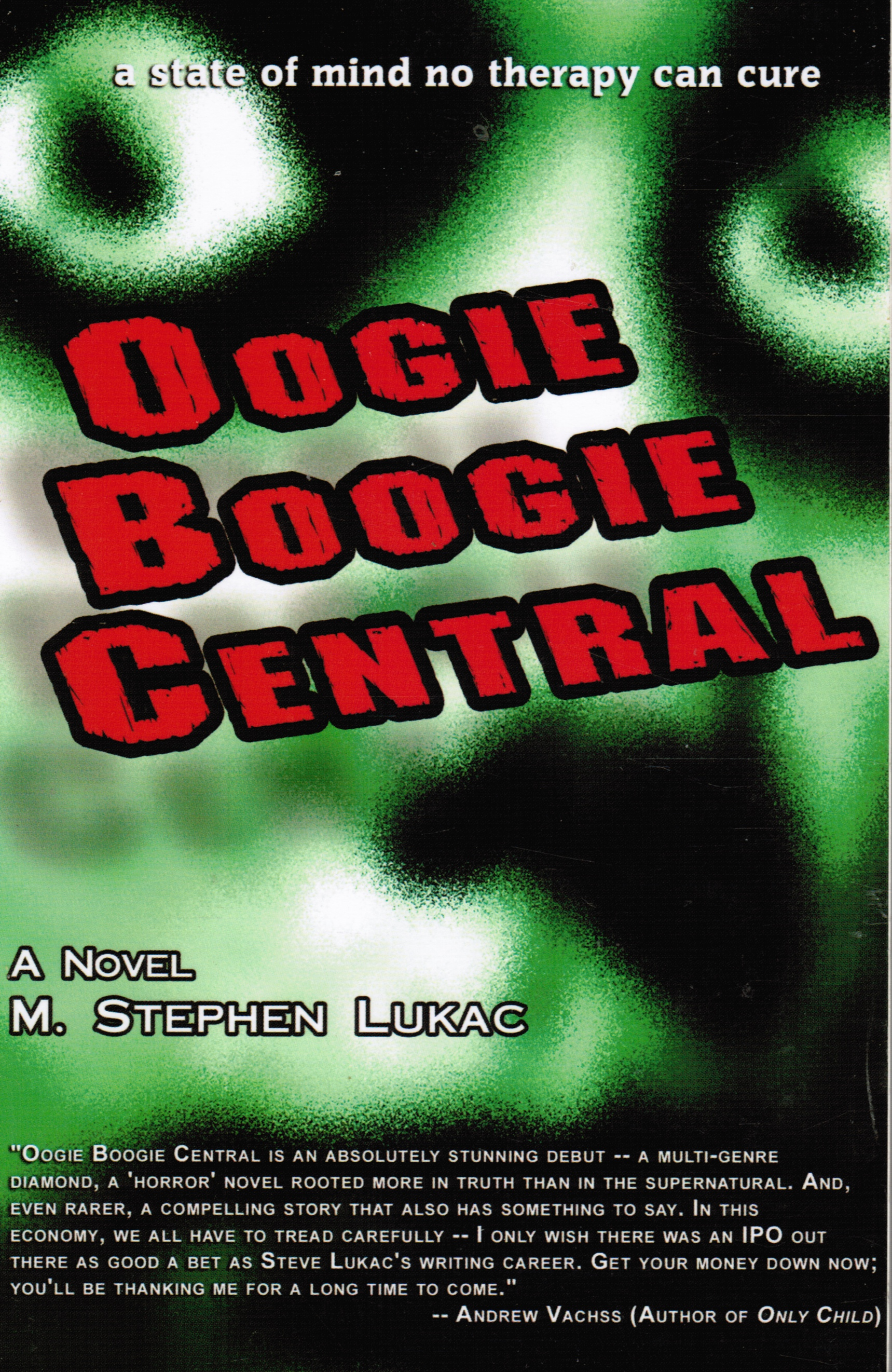 Image for Oogie Boogie Central