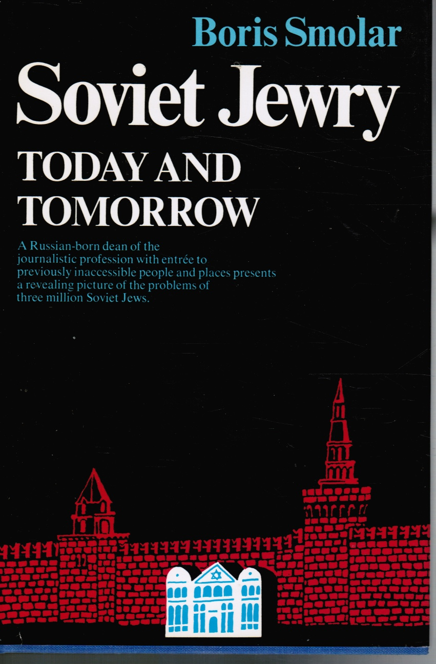 Image for Soviet Jewry: Today and Tomorrow
