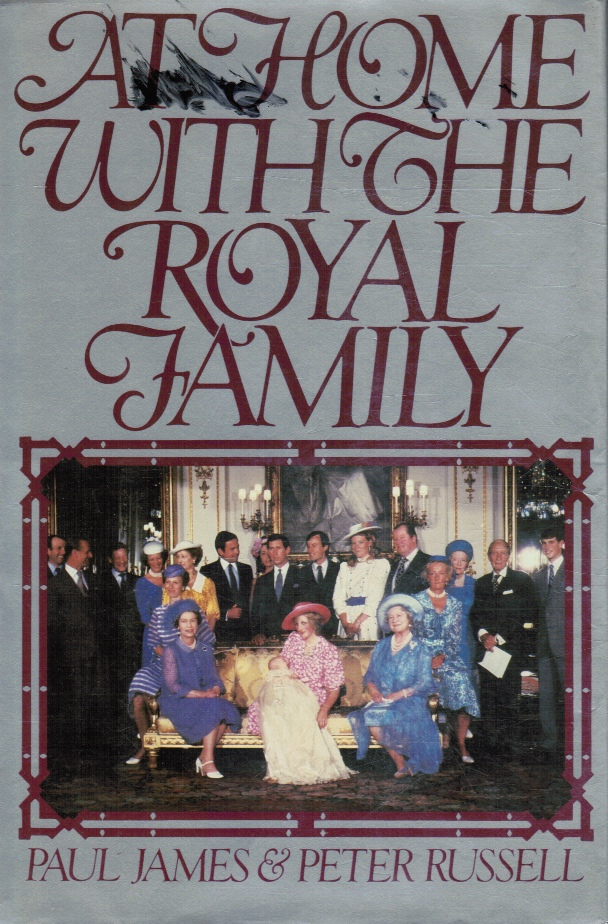 Image for At Home With the Royal Family