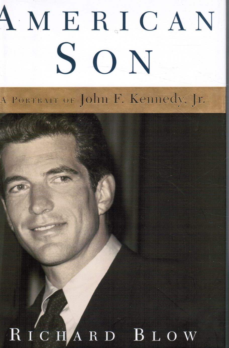 Image for American Son: a Portrait of John F. Kennedy, Jr.