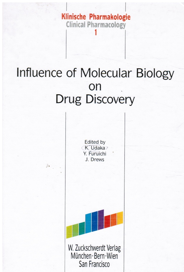 Image for Influence of Molecular Biology on Drug Discovery
