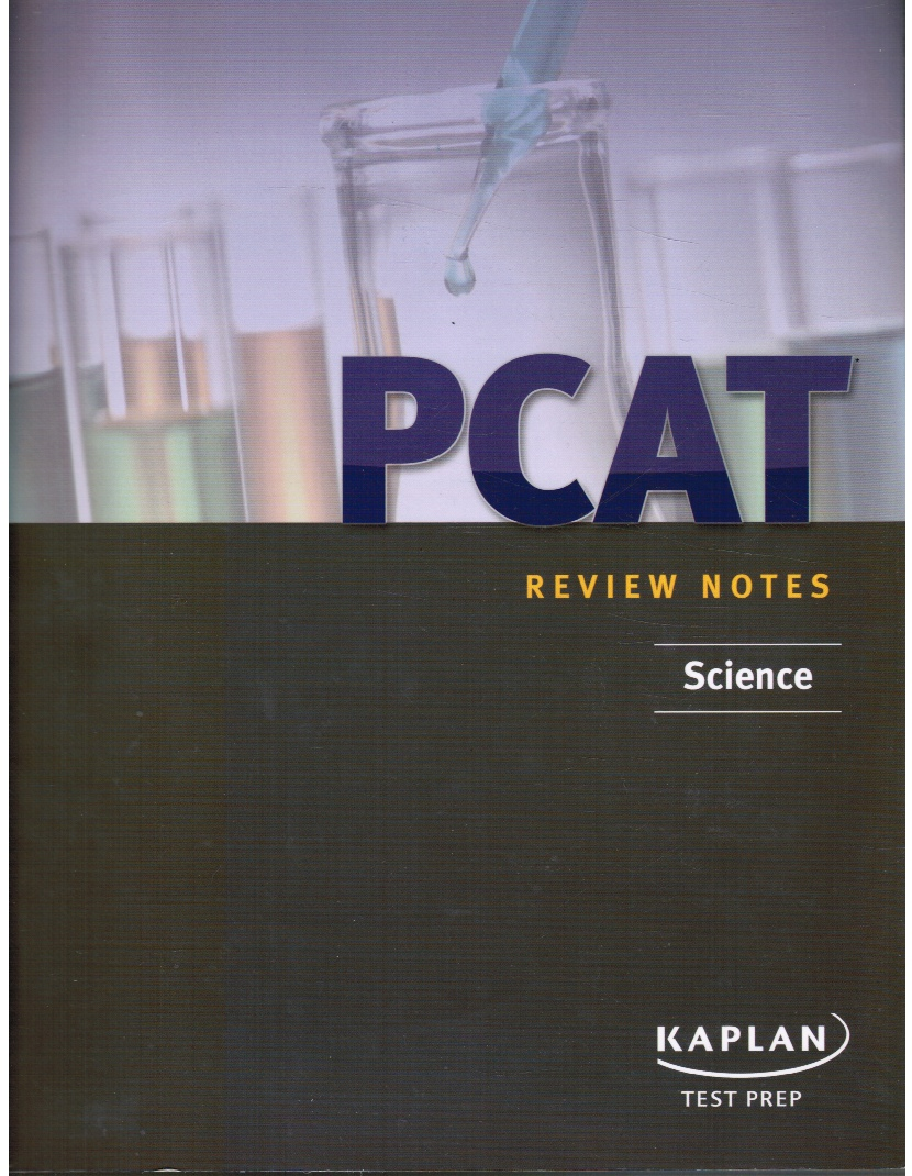 Image for PCAT: Science Review Notes
