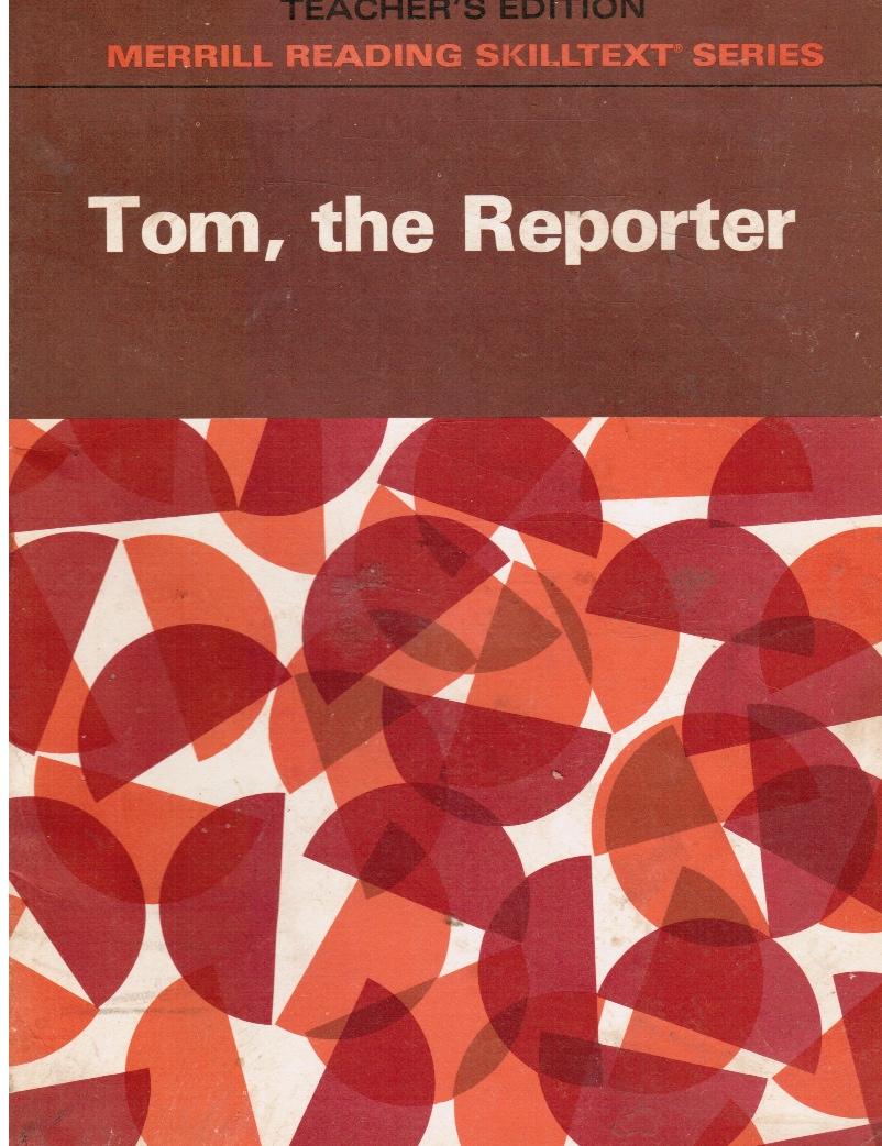 Image for Tom, the Reporter