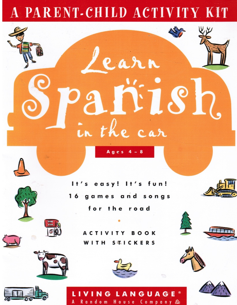 Image for Learn Spanish in the Car