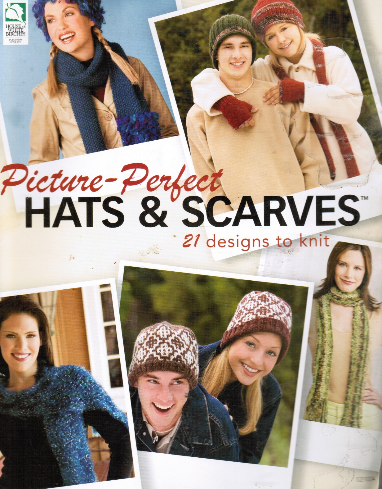 Image for Picture-Perfect Hats & Scarves: 21 Designs to Knit