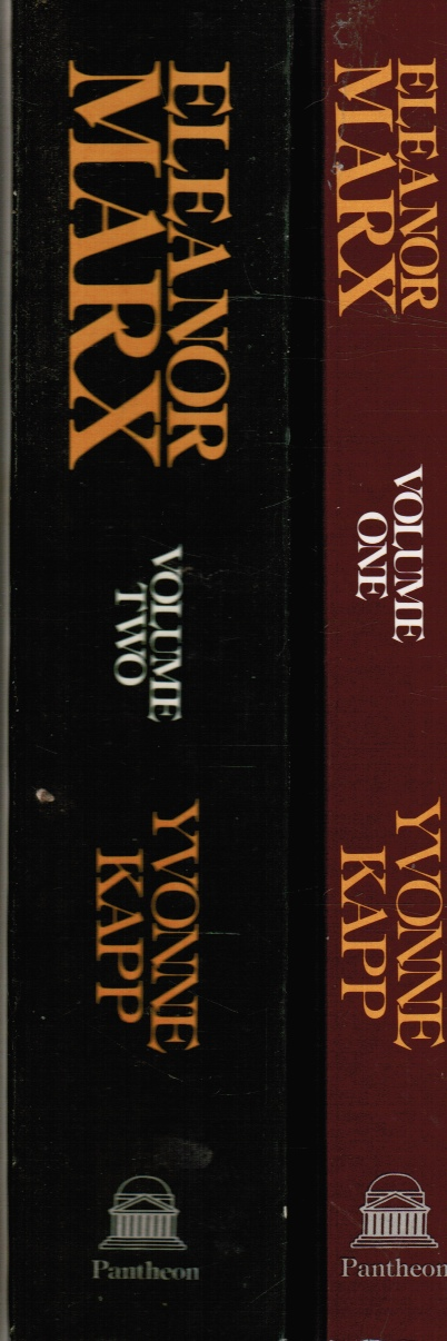 Image for Eleanor Marx: 2 Volumes - One and Two