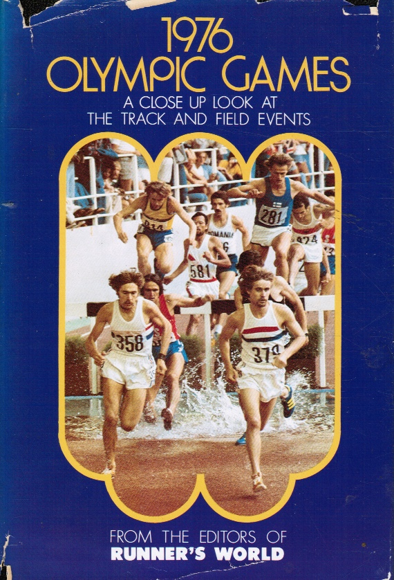 Image for 1976 Olympic Games: a Close Up Look At the Track and Field Events