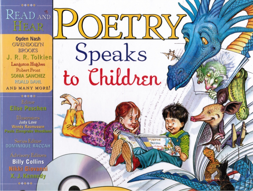 Image for Poetry Speaks to Children (A Poetry Speaks Experience)