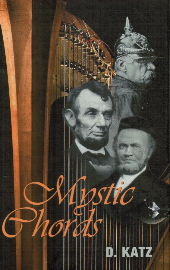 Image for Mystic Chords: Eith Tales Situated in the Jewish Past