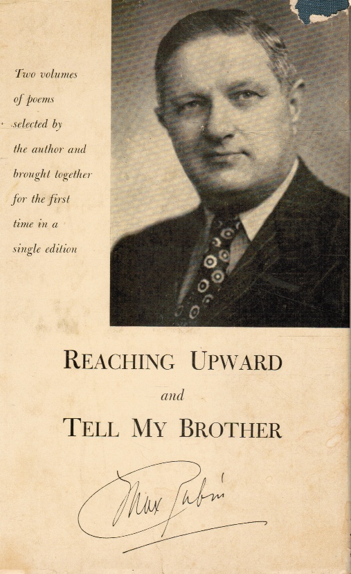 Image for Reaching Upward and Tell My Brother
