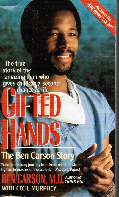 Image for Gifted Hands : the Ben Carson Story