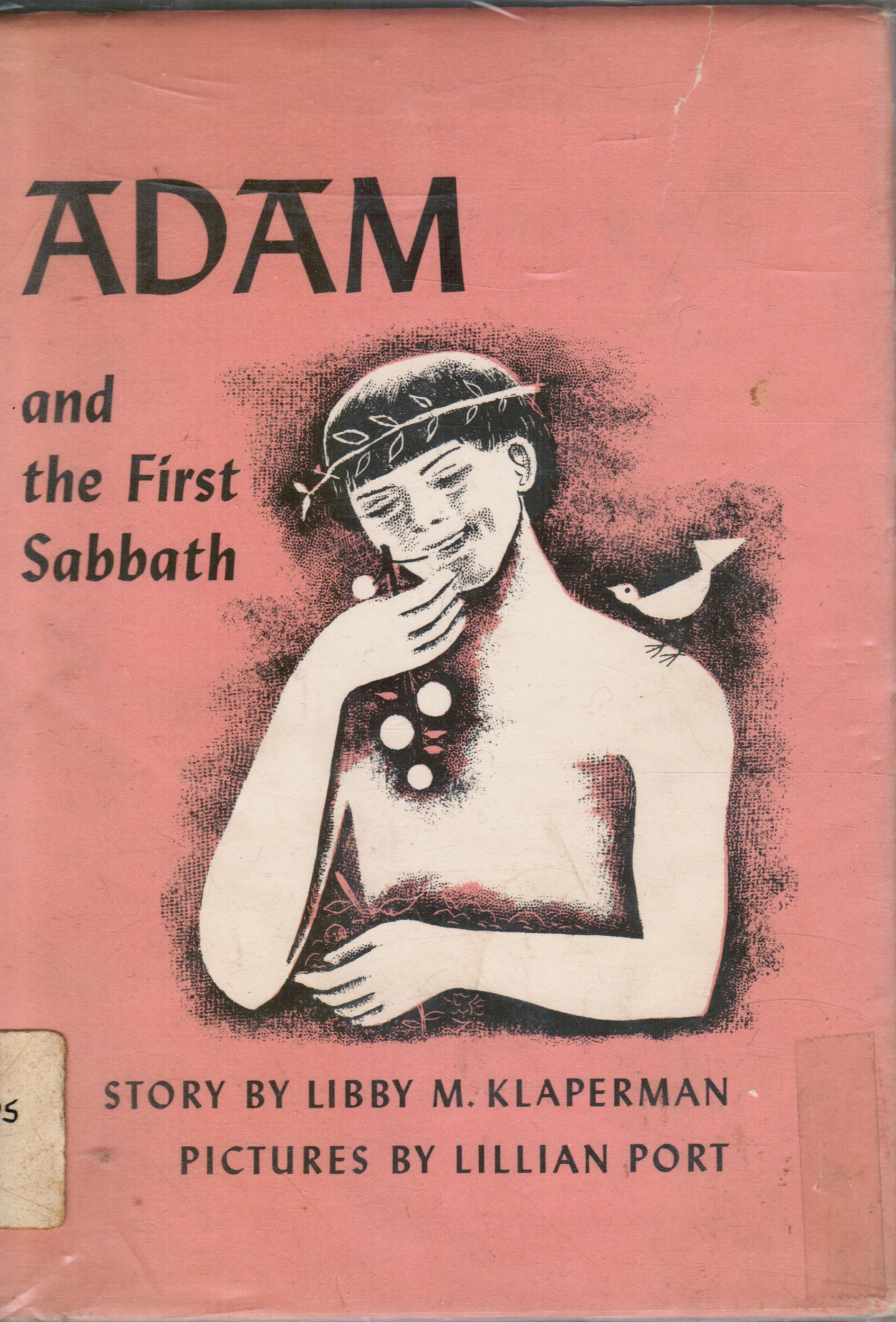Image for Adam and the First Sabbath