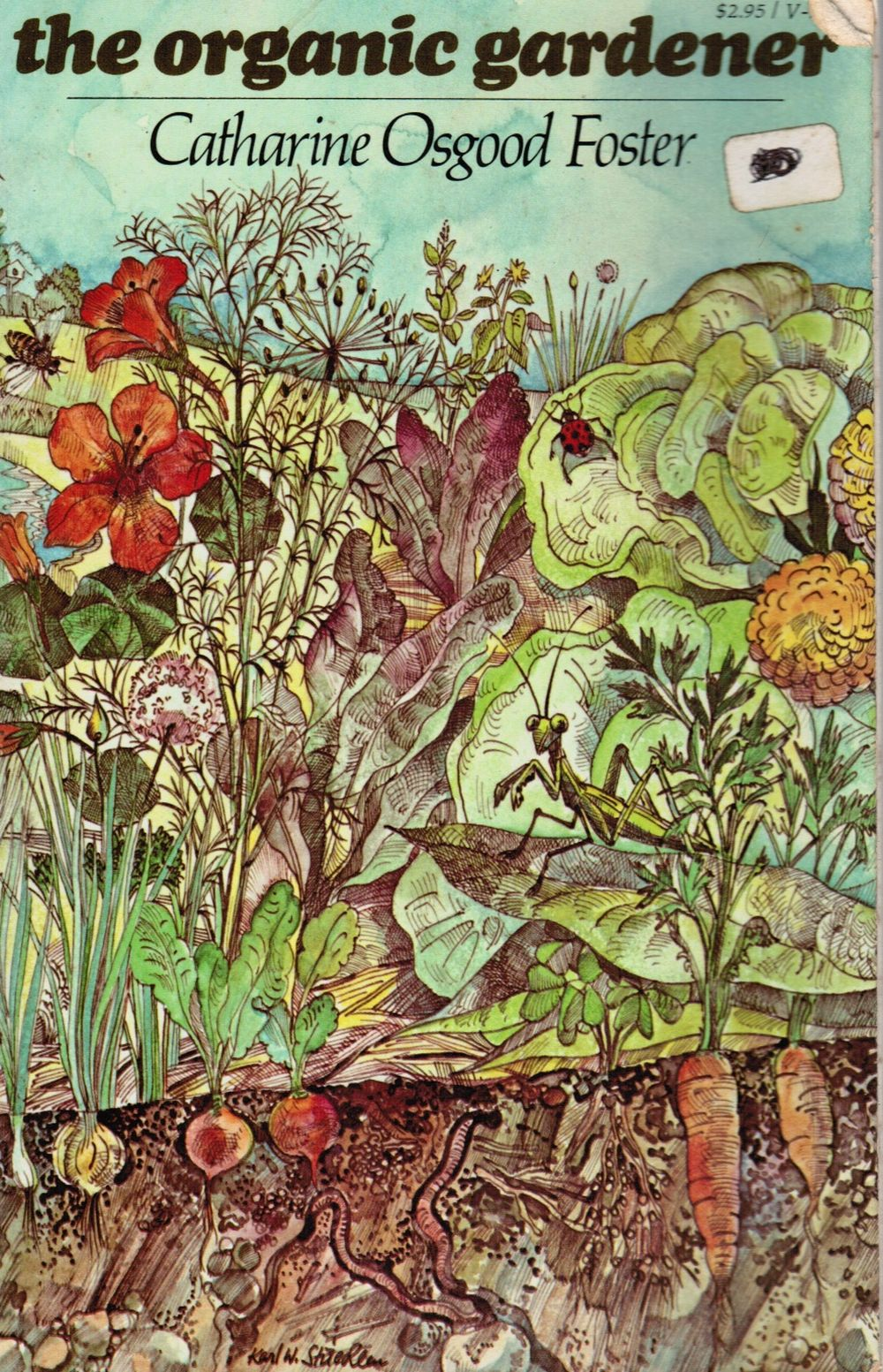 Image for The Organic Gardener