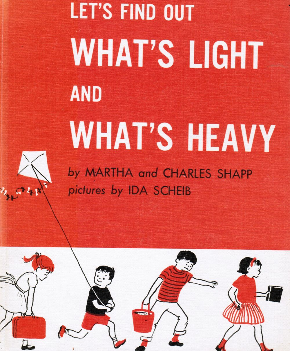 Image for Let's Find out What's Light and What's Heavy