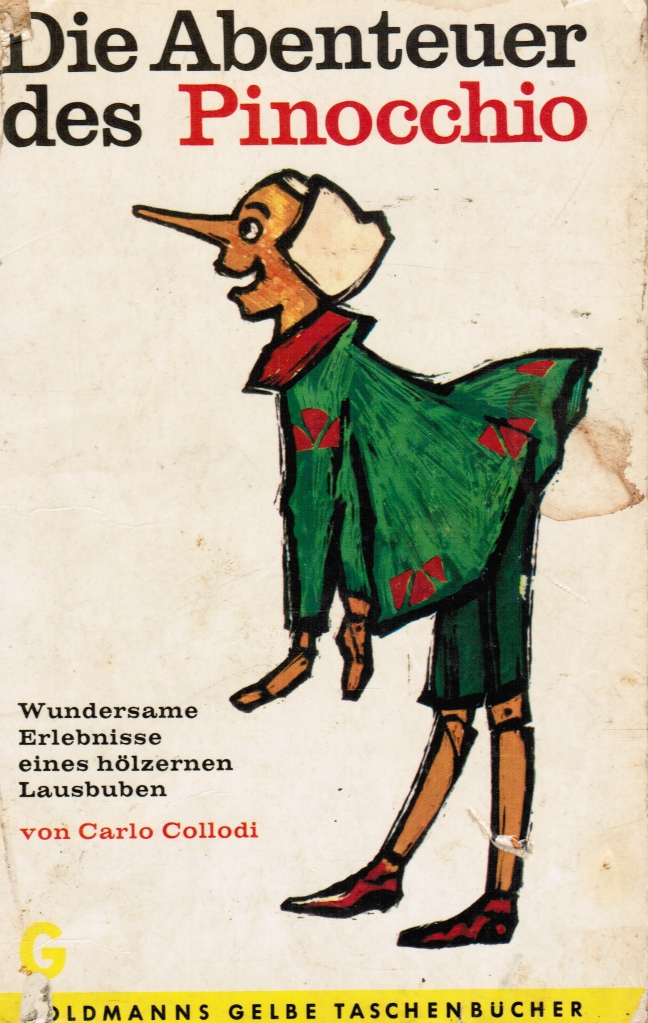 Image for Die Abenteuer Des Pinocchio  (The Adventures of Pinocchio)