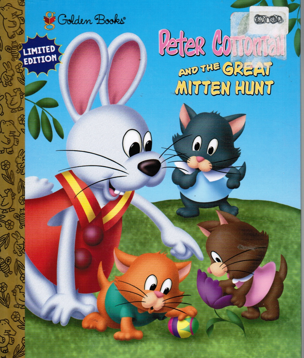Image for Peter Cottontail and the Great Mitten Hunt (Limited Edition)