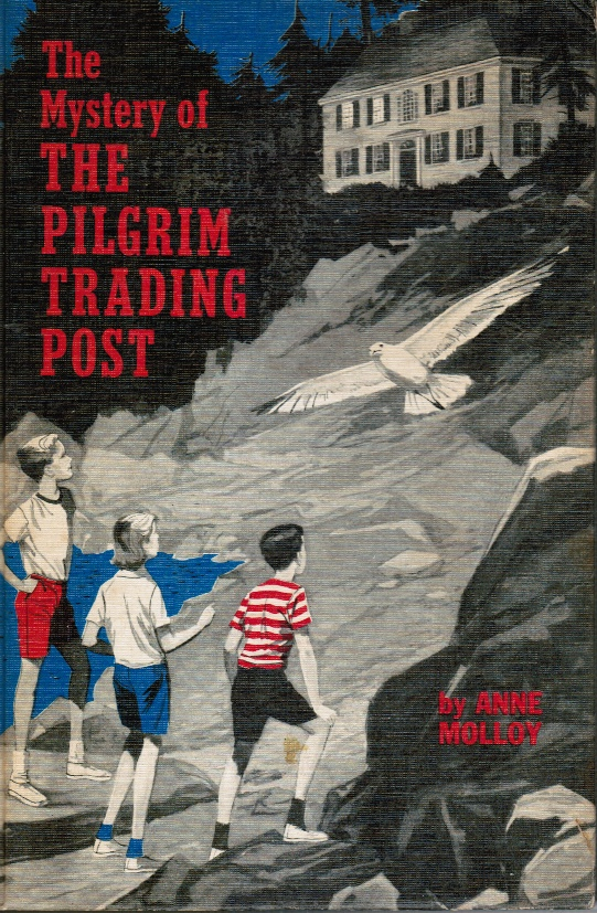 Image for The Mystery of the Pilgrim Trading Post