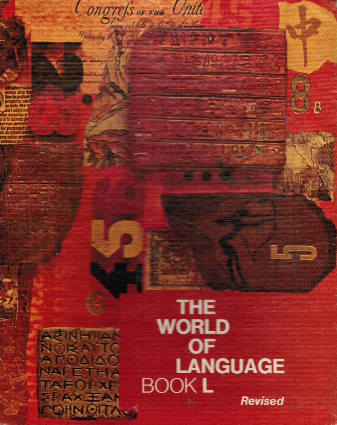 Image for The World of Language, Book L (Revised)