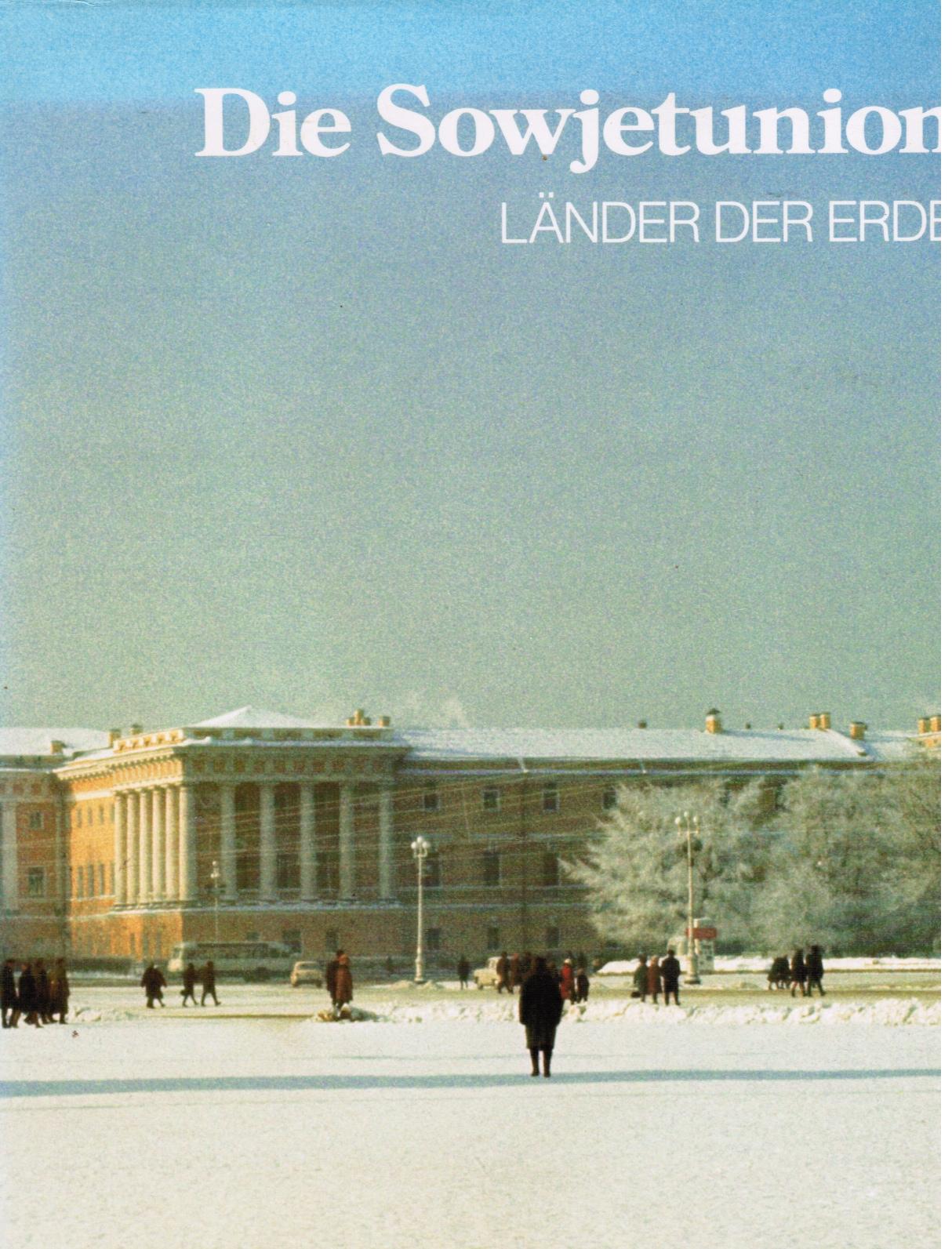 Image for Die Sowjetunion: Lnder Der Erde