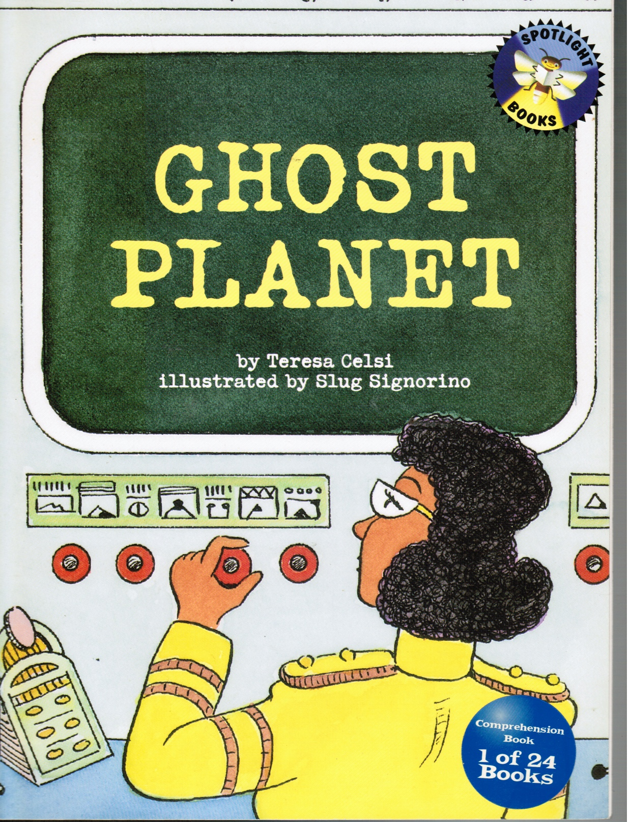 Image for Ghost Planet