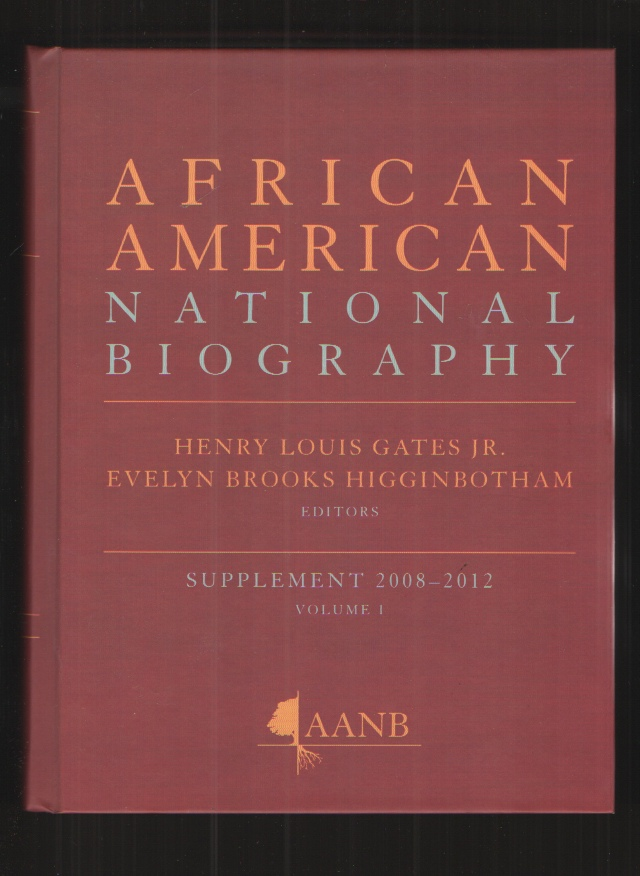 Image for African American National Biography  2-Volume Set