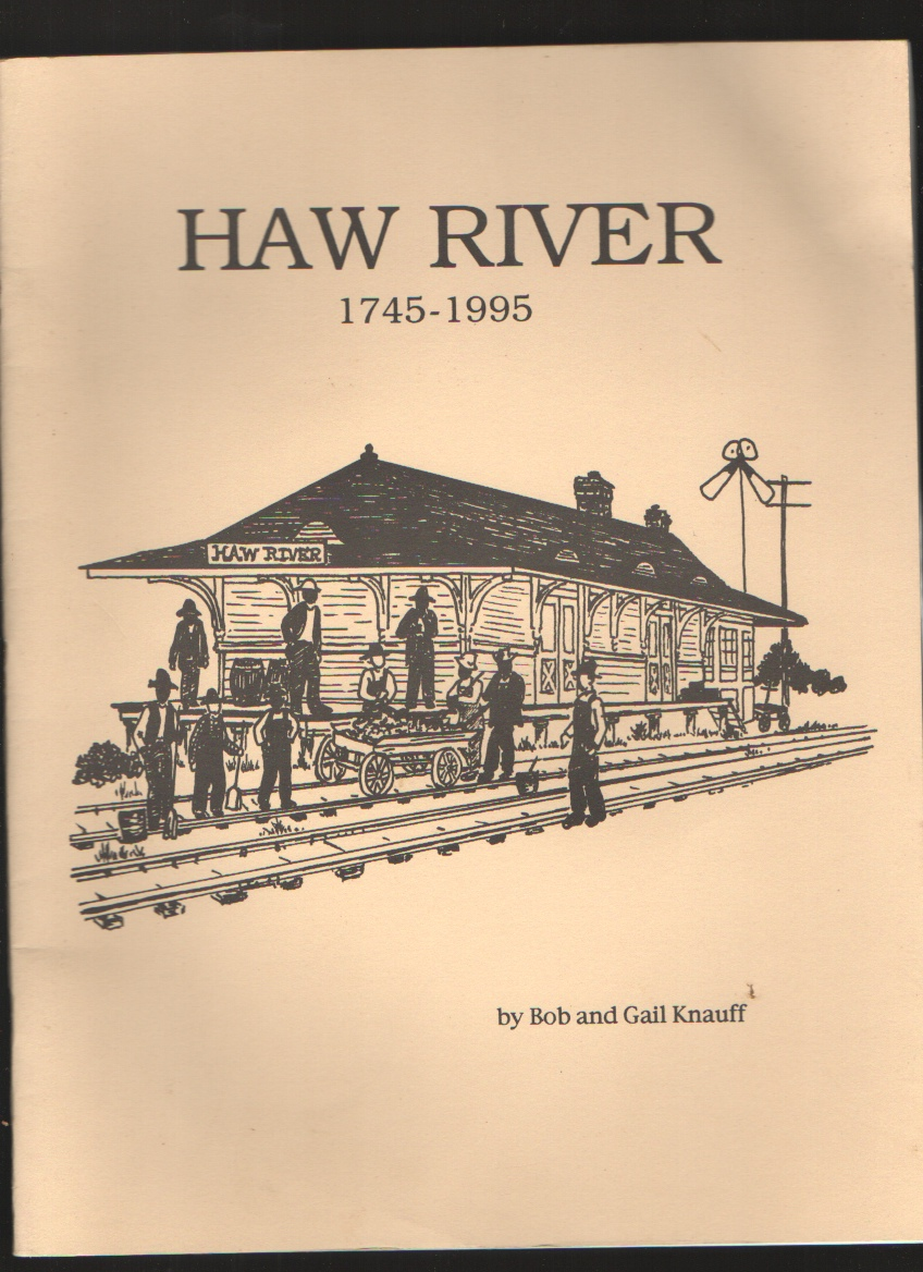 Image for Haw River 1745-1995  An Activity Book About an Historic Village