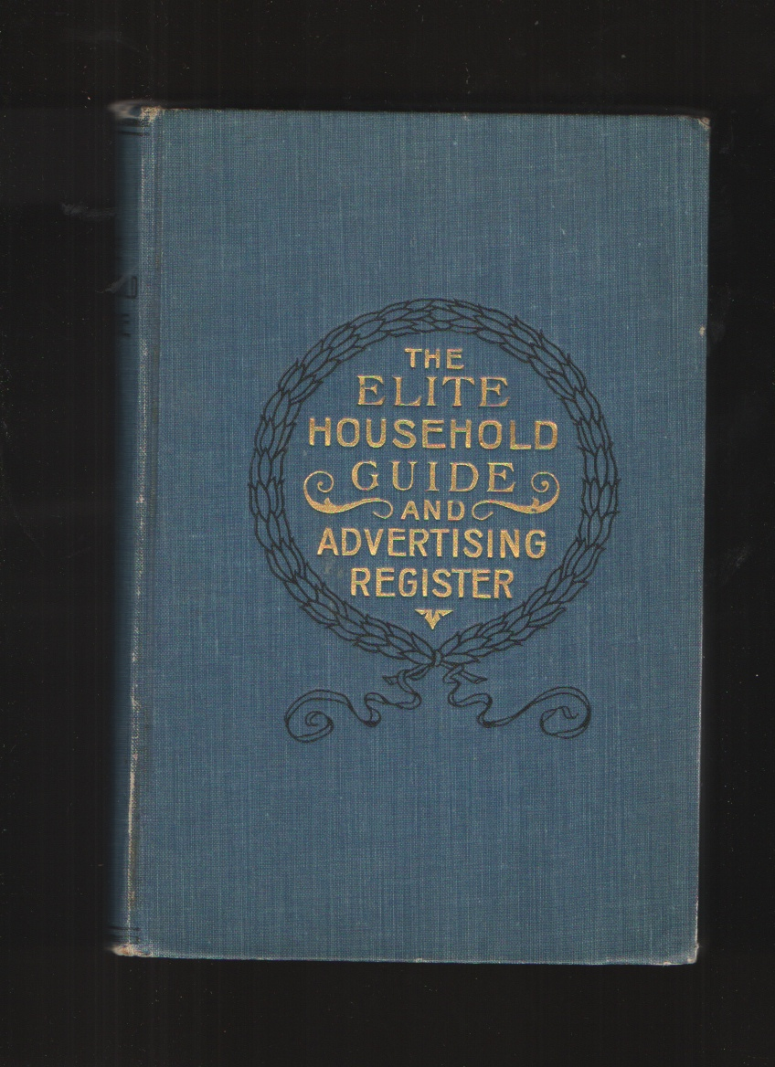 Image for The Elite Household Guide and Advertising Register