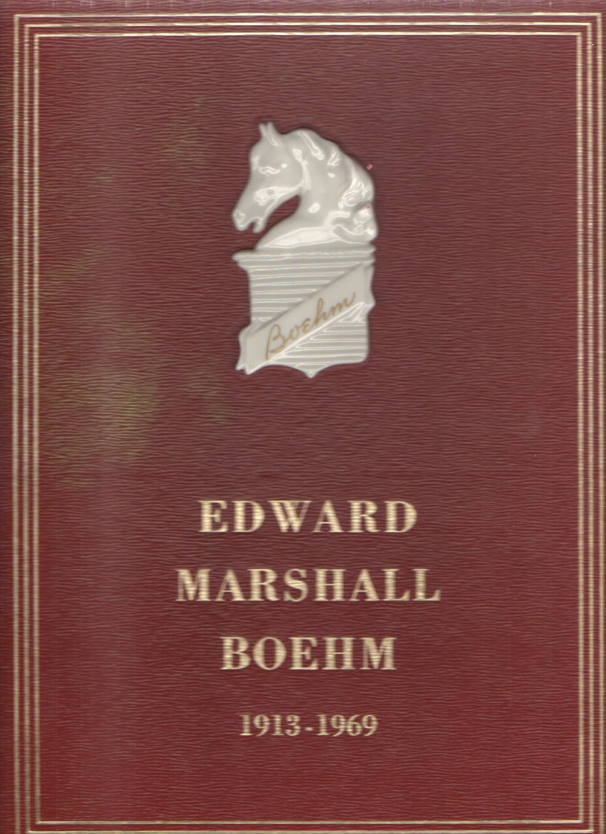 Image for EDWARD MARSHALL BOEHM,1913-1969