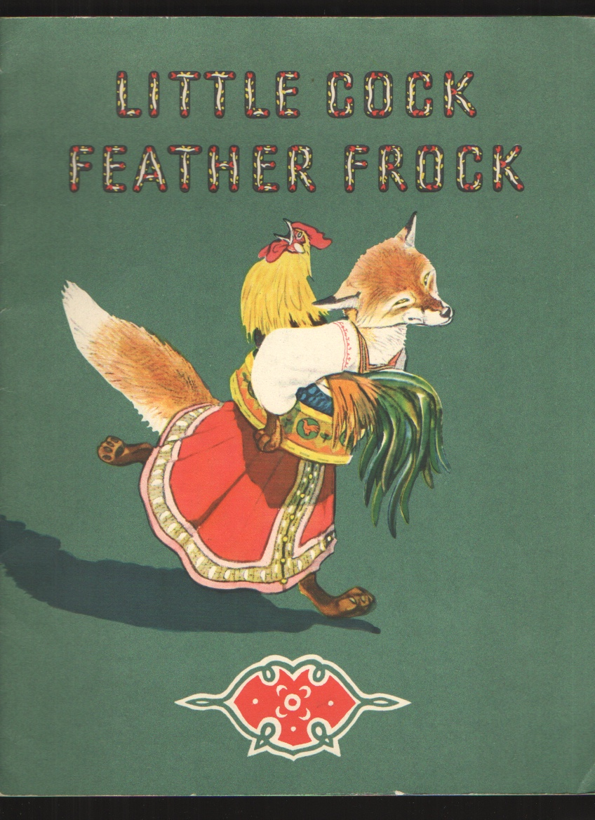 Image for LITTLE COCK FEATHER FROCK