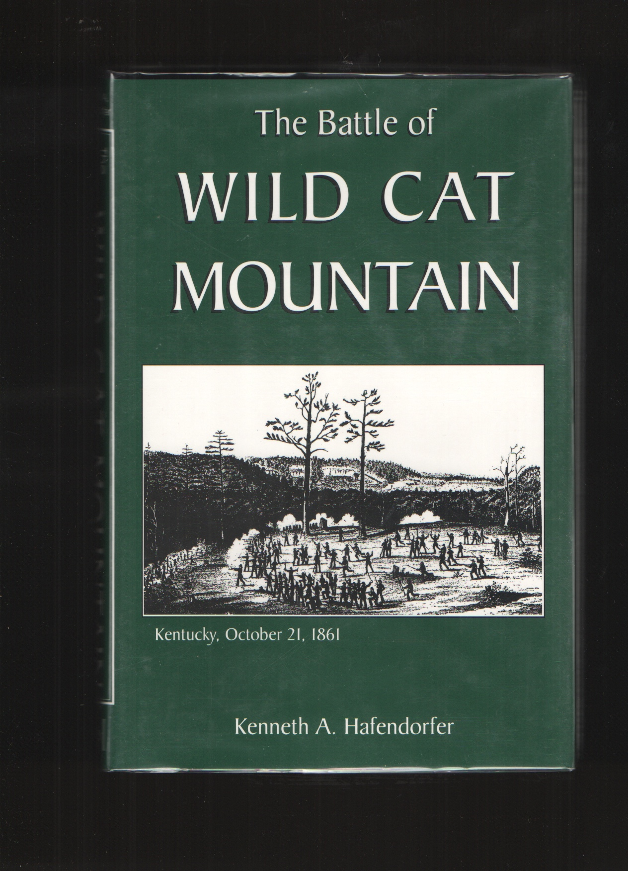 Image for The Battle of Wild Cat Mountain