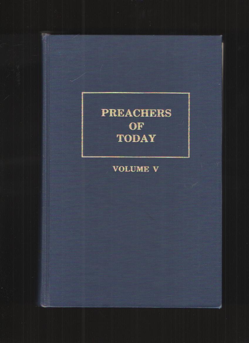Image for Preachers of Today, Volume V