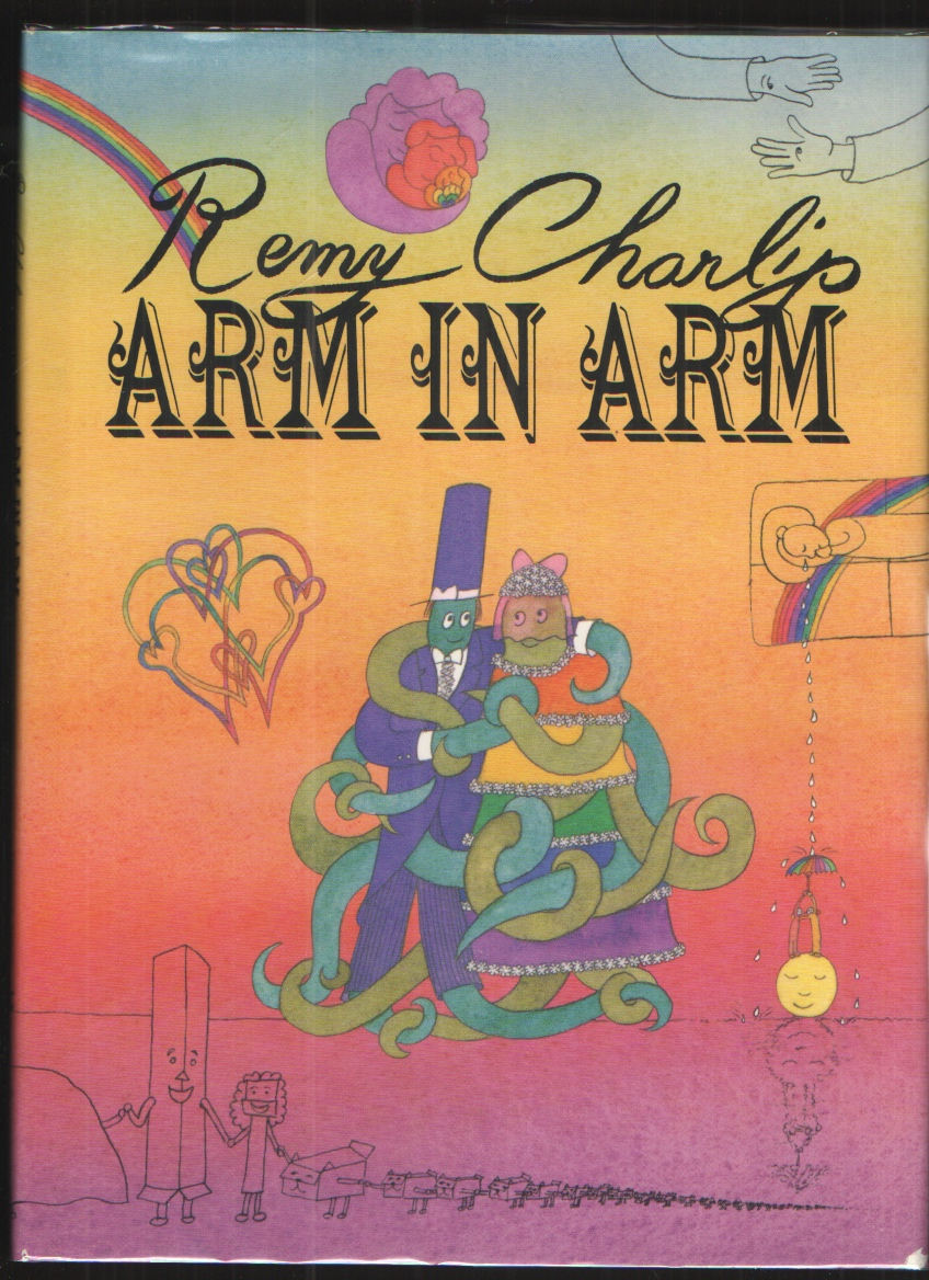 Image for Arm in Arm A Collection of Connections, Endless Tales, Reiterations, and Other Echolalia