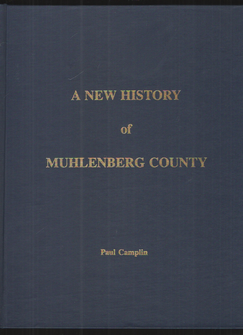 Image for A New History of Muhlenberg County