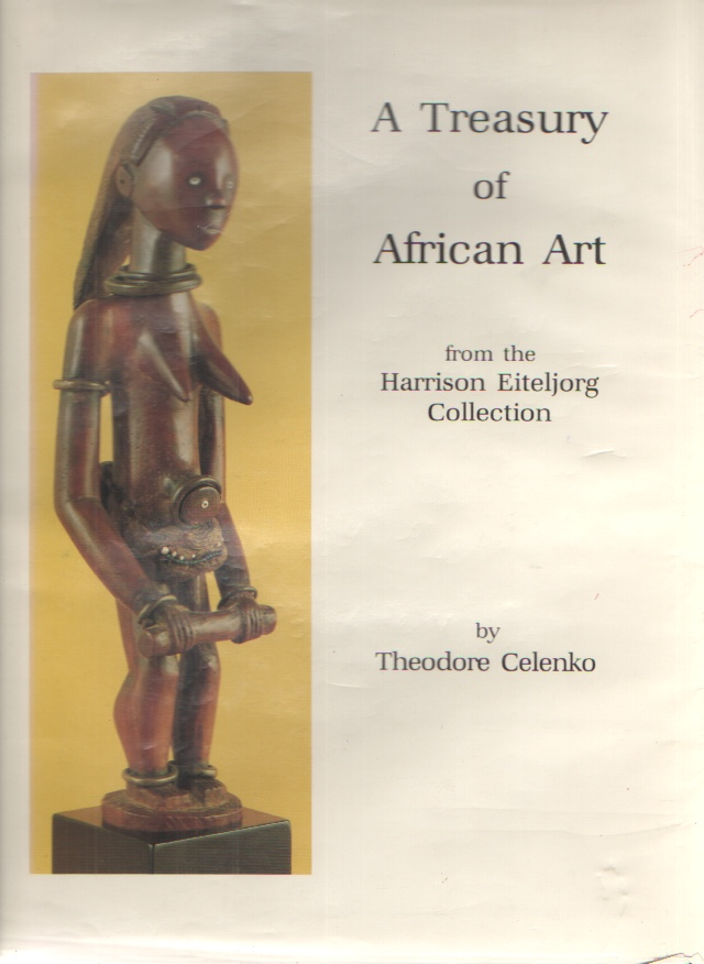 Image for A Treasury of African Art from the Harrison Eiteljorg Collection