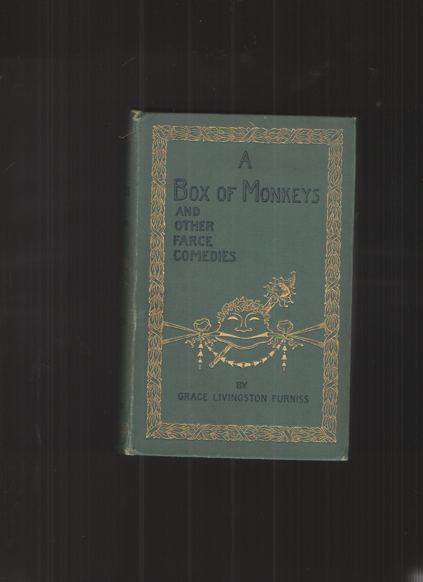 Image for A Box of Monkey's and Other Farce Comedies