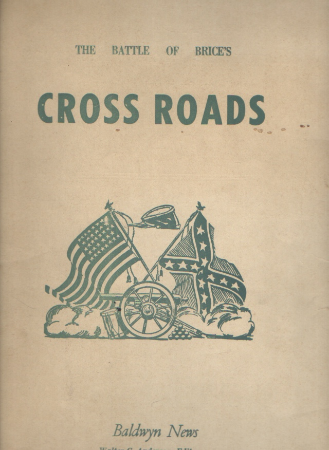 Image for The Battle of Brice's Cross Roads