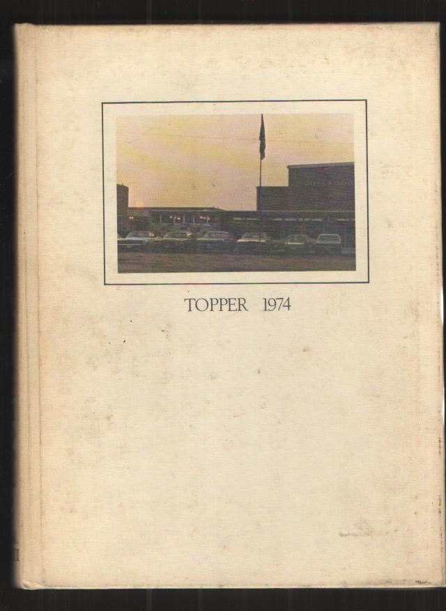 Image for Topper 1974, Hillwood High School, Nashville, TN - Original Copy