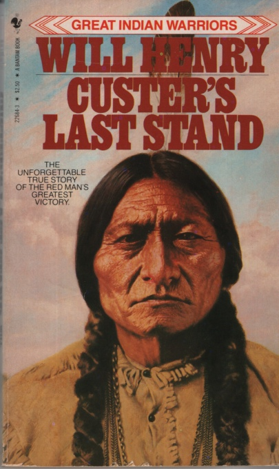 Image for CUSTER'S LAST STAND  The Story of the Battle of the Little Big Horn
