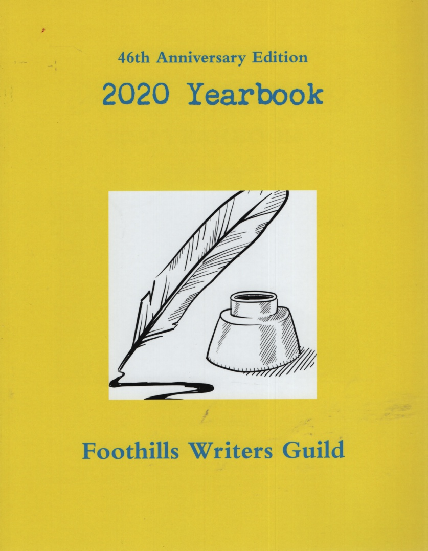 Image for FOOTHILLS WRITERS GUILD 2020 YEARBOOK