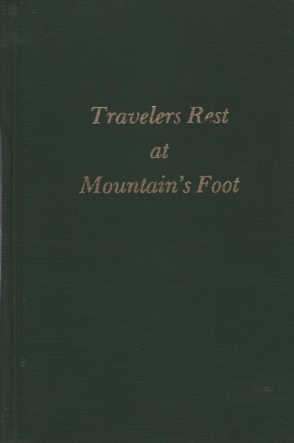 Image for THE HISTORY OF TRAVELERS REST