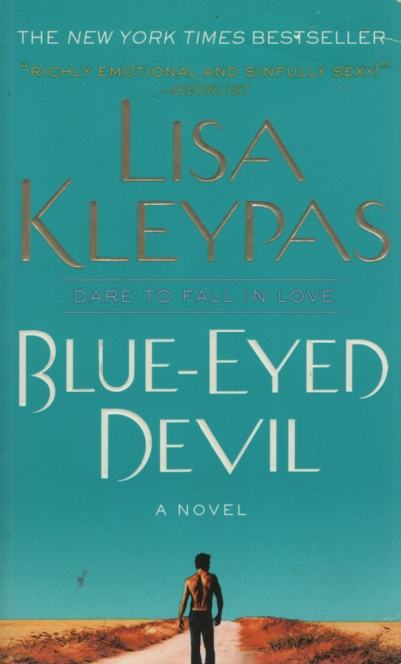 Image for BLUE-EYED DEVIL