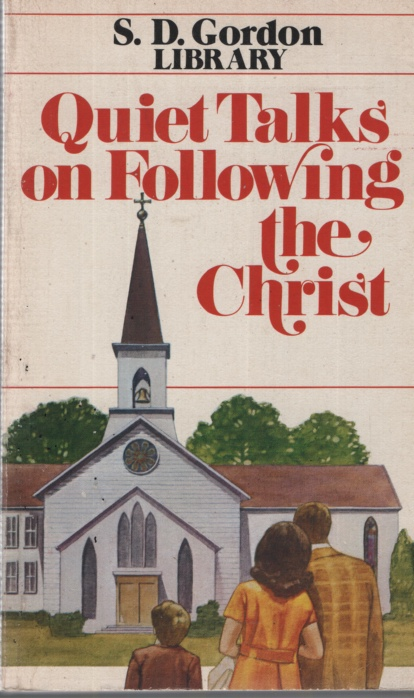 Image for QUIET TALKS ON FOLLOWING THE CHRIST