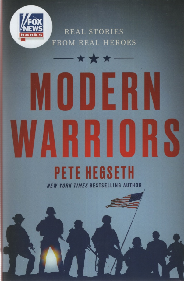 Image for MODERN WARRIORS Real Stories from Real Heroes