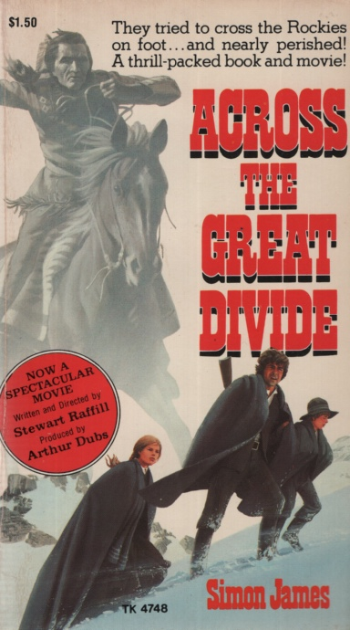 Image for ACROSS THE GREAT DIVIDE