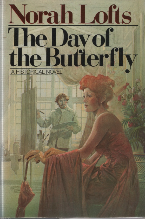 Image for THE DAY OF THE BUTTERFLY