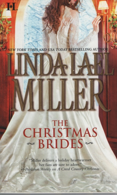 Image for THE CHRISTMAS BRIDES Contains 2in1 Stories: a McKettrick Christmas & A Creed Country Christmas