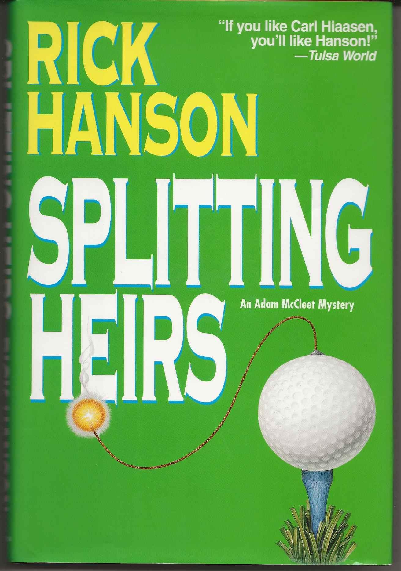 Image for SPLITTING HEIRS